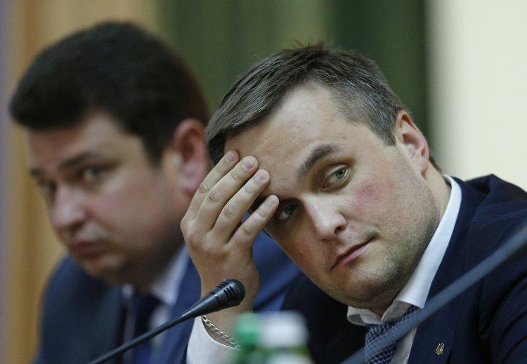 Сытнику не удалось добиться отставки Холодницкого, теперь будет ответный удар