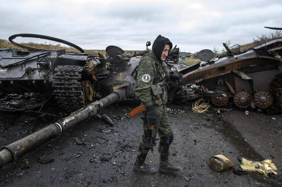 Эпидемия подорвала боевые возможности пророссийских боевиков