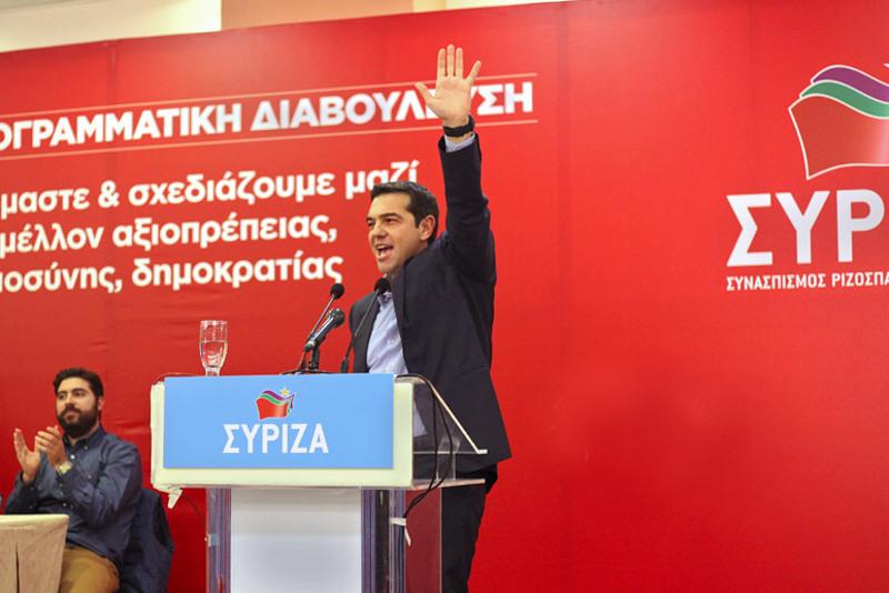 Победителем избирательной гонки в Греции стала коалиция радикальных левых сил «Сириза»