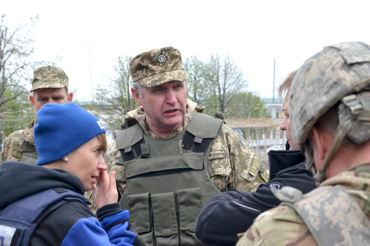 """""""Апостроф"""" выяснил, как фиксируются нарушения режима прекращения огня в зоне АТО"""