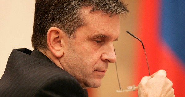 После увольнения Зурабова Россия рискует остаться без посла в Украине