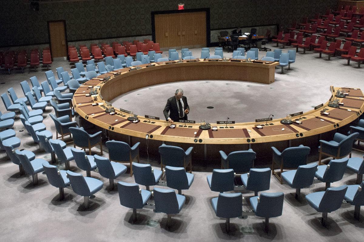 На заседании Совбеза ООН Киев предъявит Кремлю обвинения в срыве Минских соглашений