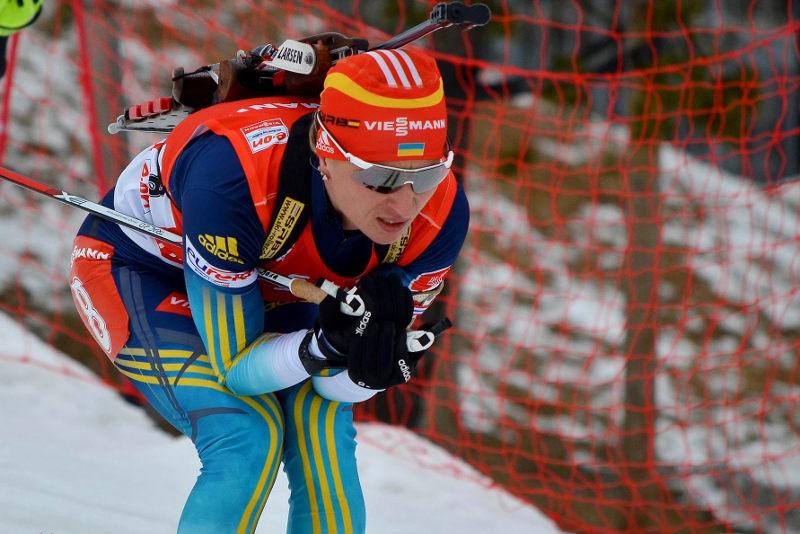 Украинка завоевала бронзу Кубка мира в гонке на 15 км