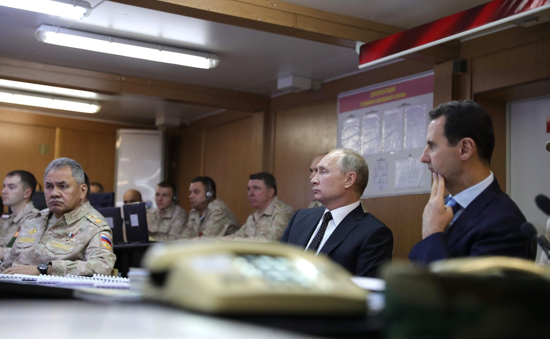 Международник о планах России в Сирии
