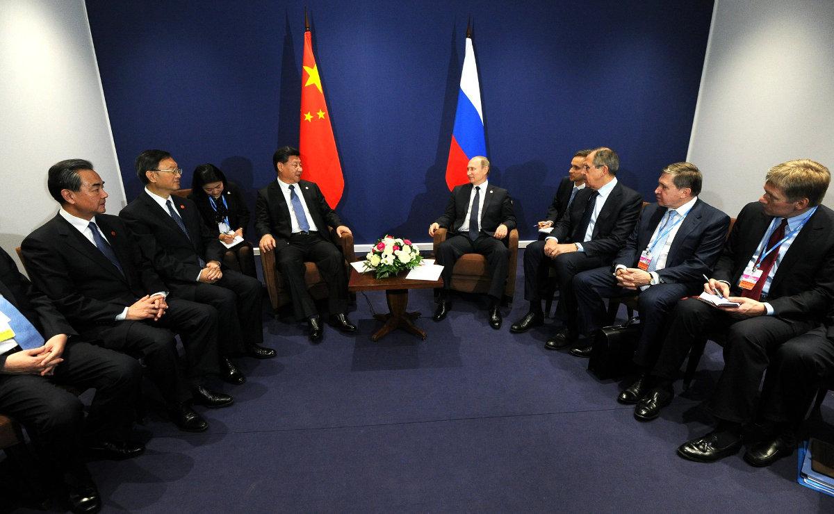 Зачем Китай присоединился к санкциям против РФ?