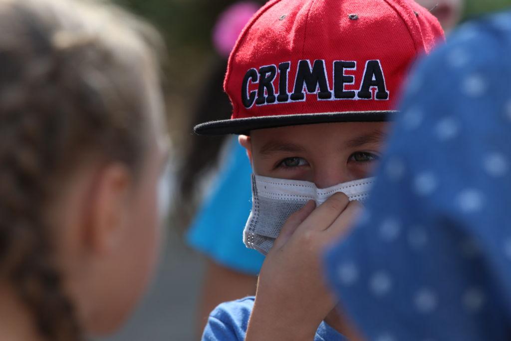 Айдер Муждабаев о двух проблемах в Крыму