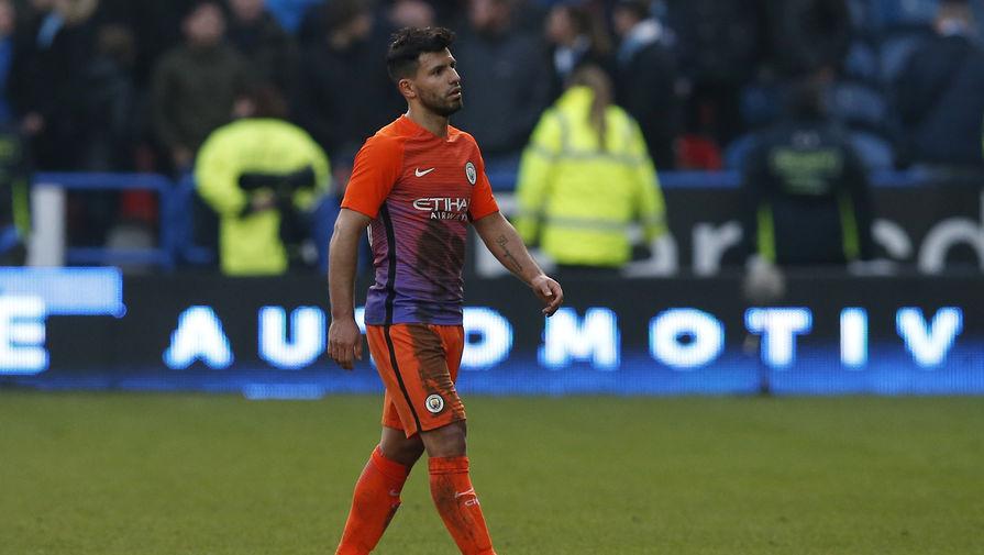 В Манчестере прошел матч 1/8 финала Лиги чемпионов