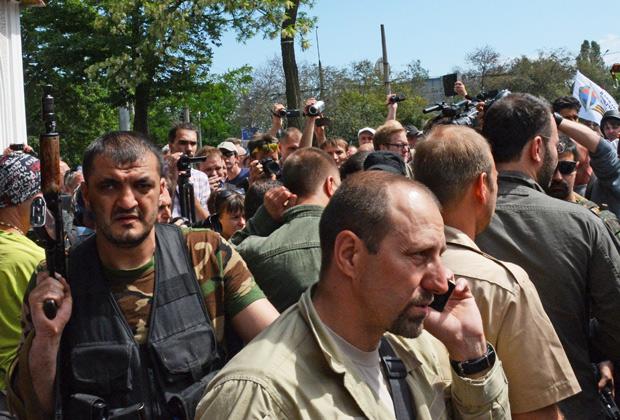 Опальный главарь ДНР не зря вернулся из Крыма