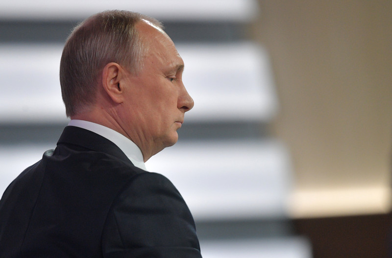 Новые военные авантюры Путина сработают лишь против него самого