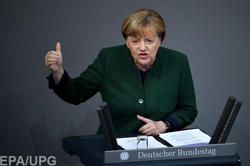 Кандидатура Ангелы Меркель является наиболее благоприятной для Украины да и всей Европы