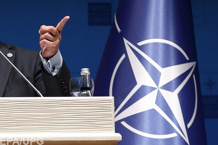 Україна бере участь у саміті НАТО в Брюсселі