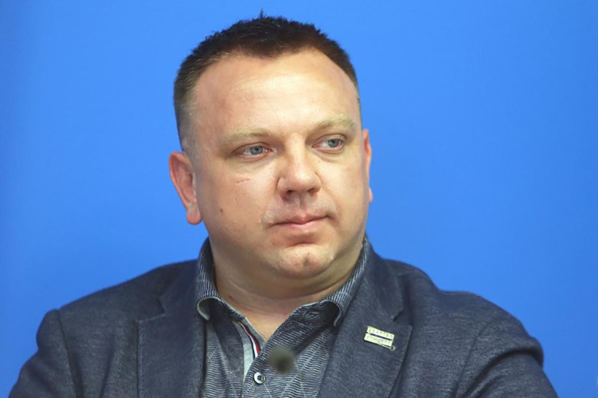 Максим Ткаченко - Что Слуга народу сказал о главарях ДНР ЛНР и ...
