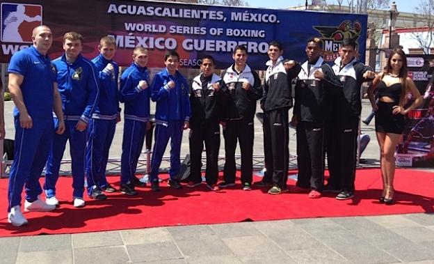 Наша команда потерпела в Мексике третье подряд поражение в WSB