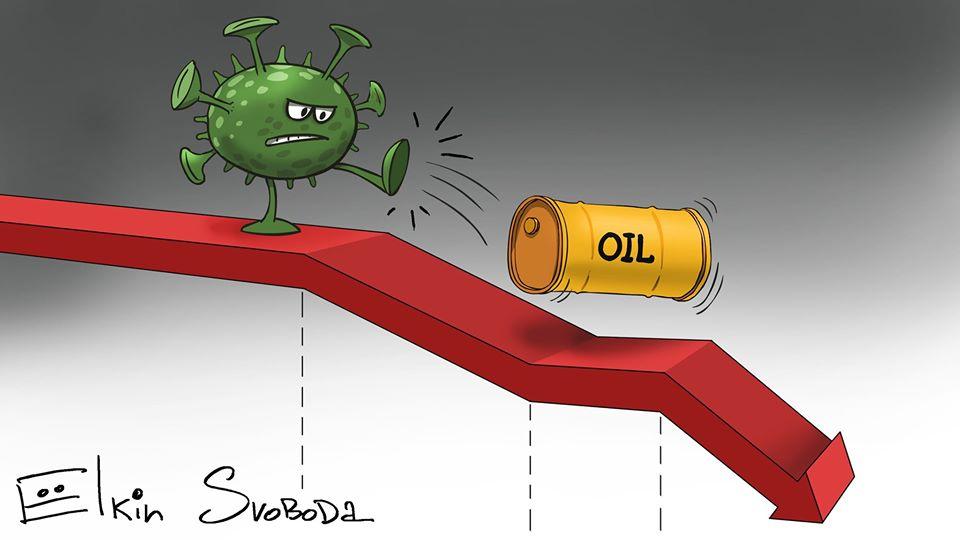 Цены на нефть приближаются к $30 за баррель - Цензор.НЕТ 5038