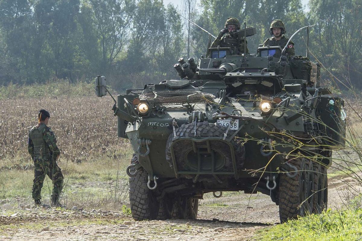 Сам факт поставки техніки в Україну є важливим сигналом для всього світу