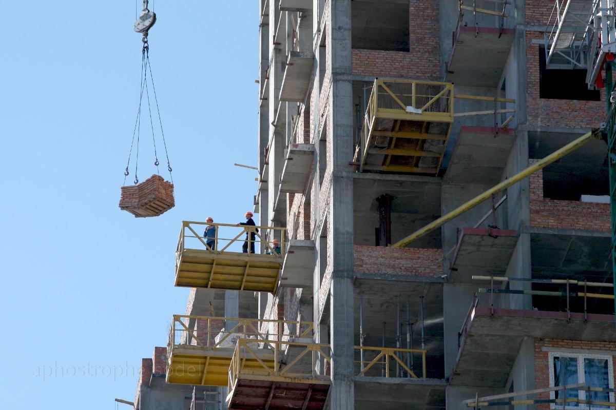 Стоимость нового жилья возросла в среднем на 20%