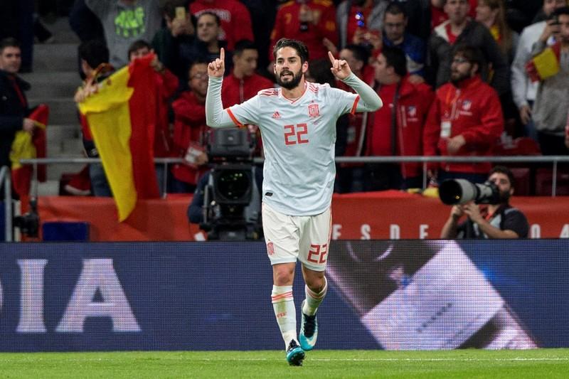 Испания не сумела победить Марокко в матче третьего тура группового этапа ЧМ-2018