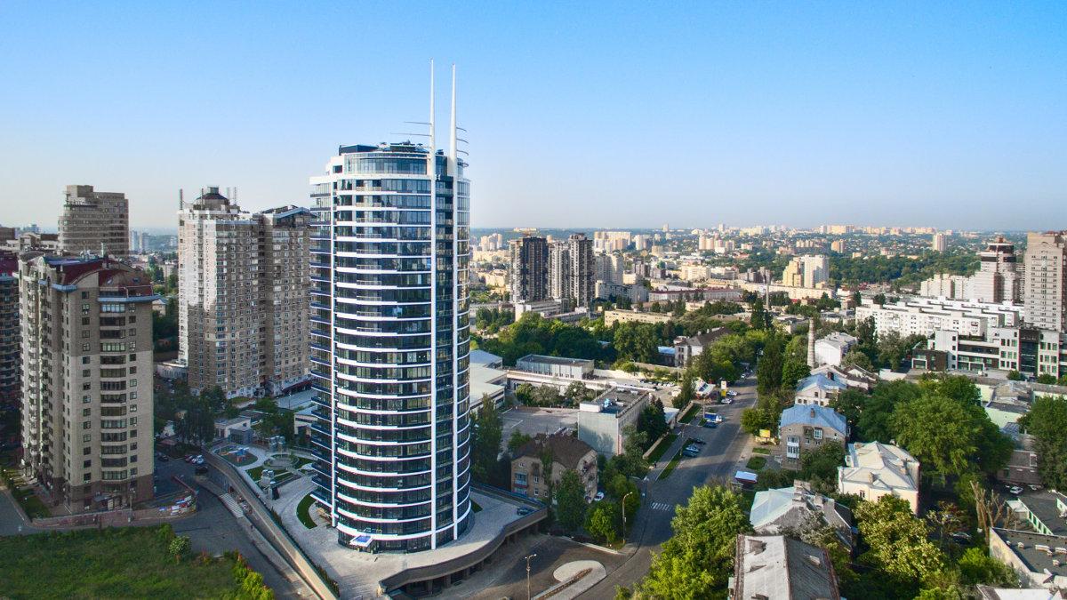 На рынке недвижимости Киева возник дефицит качественных, удовлетворяющих спрос потребителя объектов