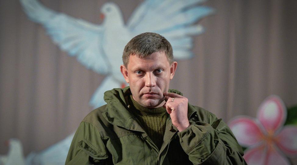 В окружении главаря ДНР опасаются, что его скоро заменят