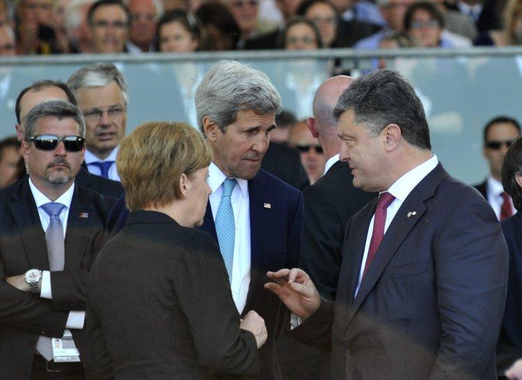 """Украина опасается, что ее """"сливают"""""""
