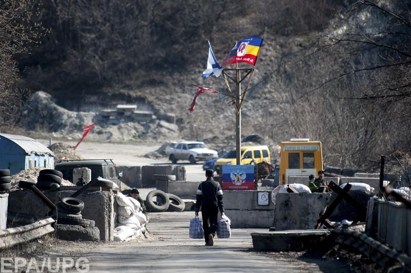 Что означает появление укреплений сепаратистов в районе Станицы Луганской
