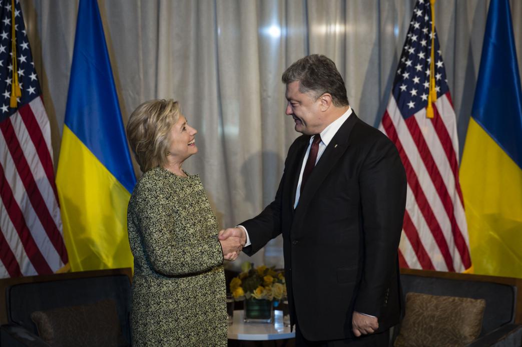 Украинский президент отправился на заседание Генассамблеи ООН