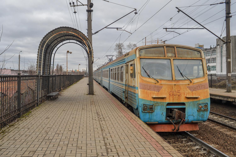 Що заважає повноцінному запуску Київської міської електрички