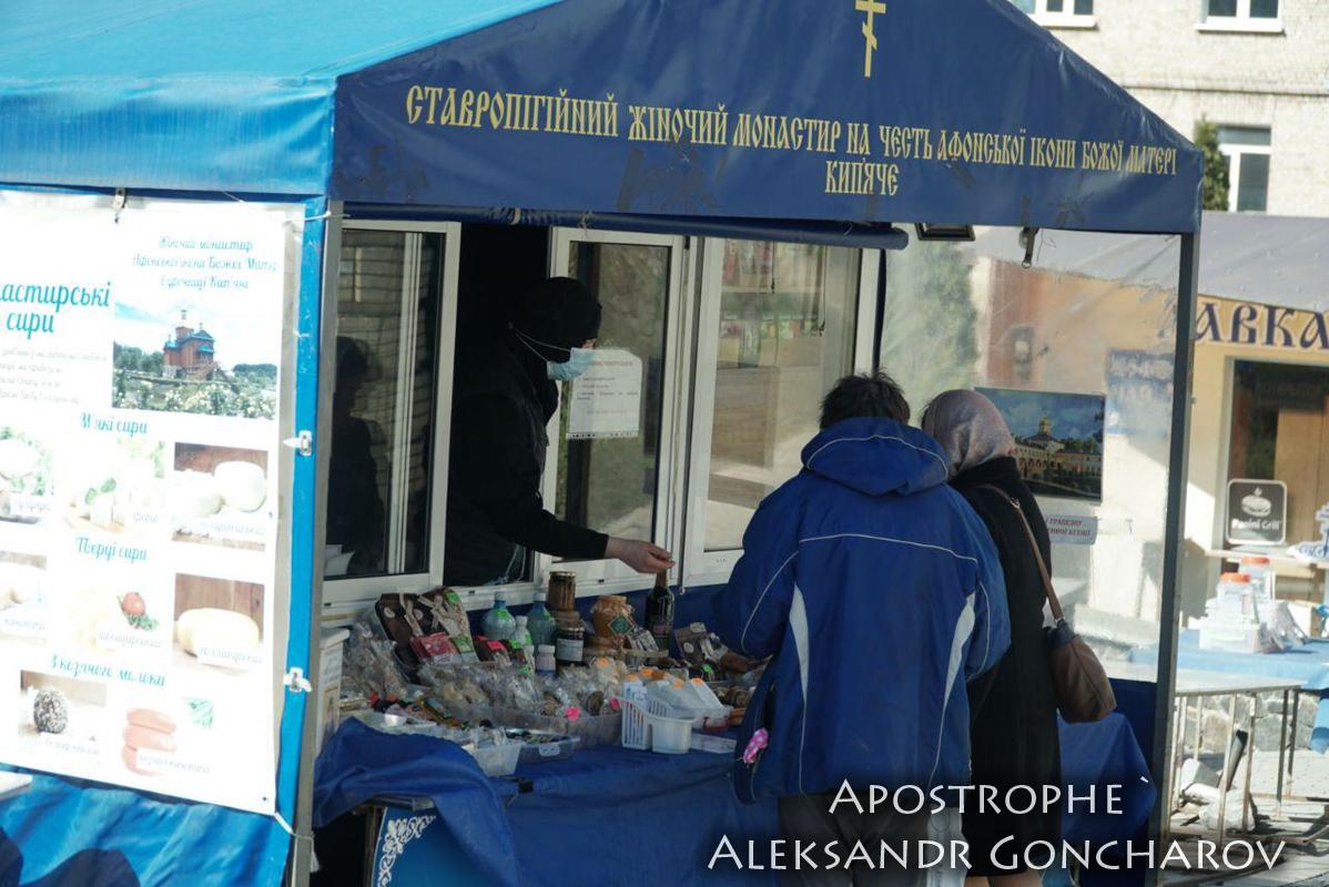 храм коронавирус киев  александровская инфекционная больница