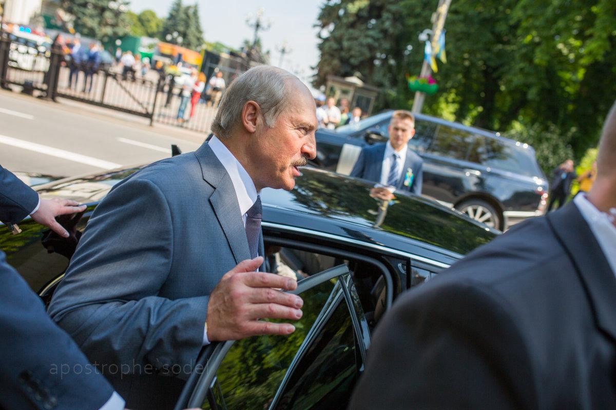 Президент Беларуси теперь тоже боится вступления в силу ЗСТ между Украиной и ЕС