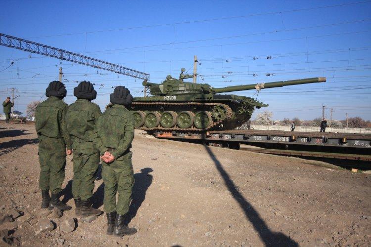 Россия повышает обороноспособность на восточных границах