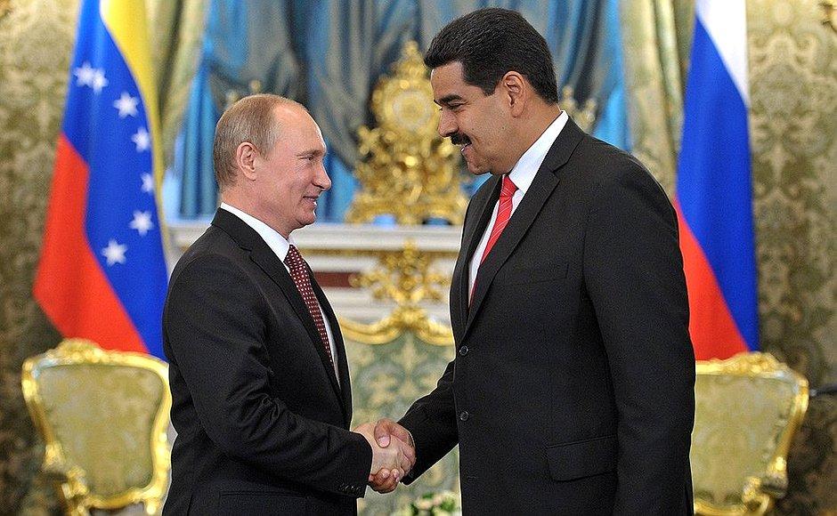Николас Мадуро создает собственное народное ополчение