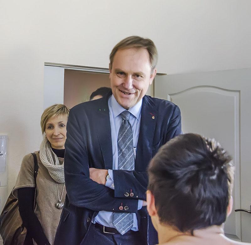 Почти 50 млн евро будет потрачено на решение проблем переселенцев