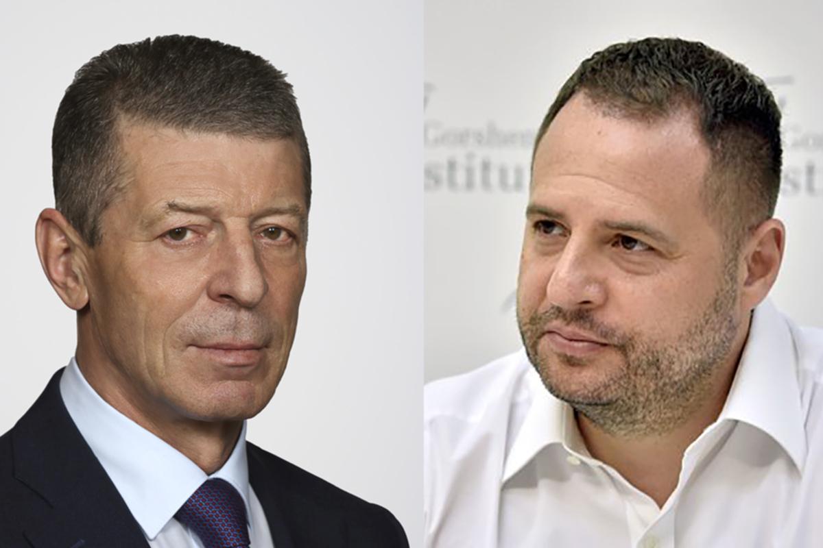 Смогут ли Козак и Ермак добиться переформатирования переговоров по Донбассу