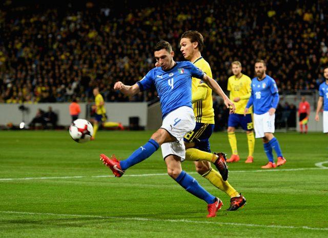 В Италии решилась судьба путевки на чемпионат мира-2018