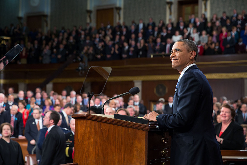 Барак Обама пообещал защитить Украину от давления РФ