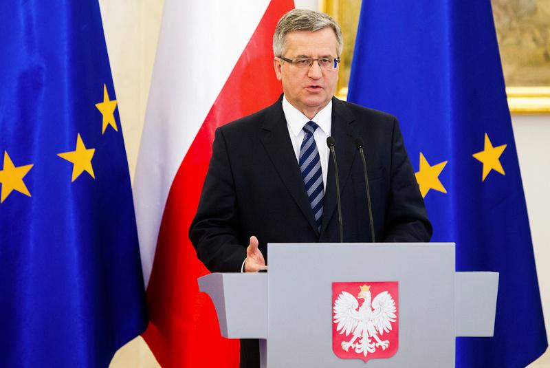Напряженность отношений между Москвой и Варшавой достигла апогея