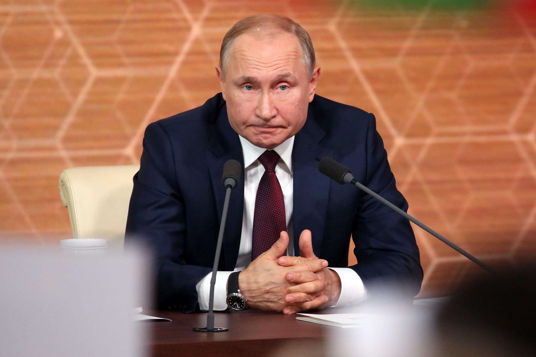 Путін знову багато наговорив про єдиний народ