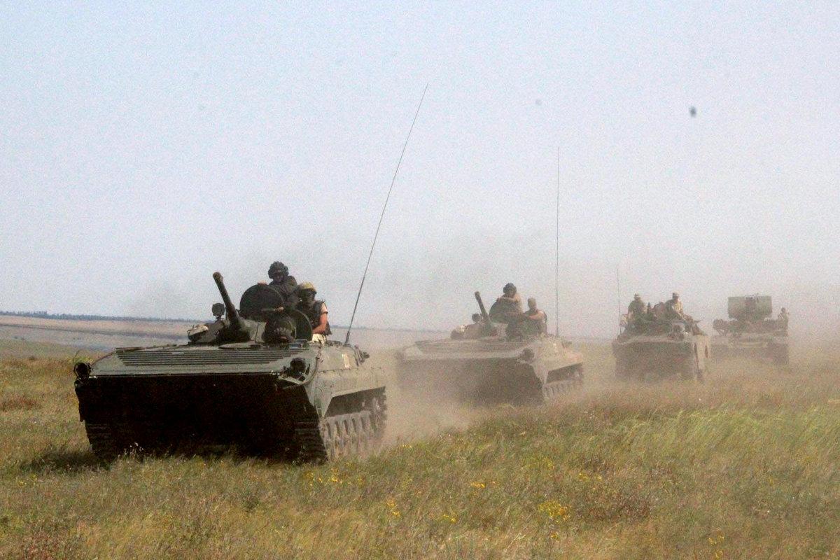 В Европе рассказали об угрозах боев в Украине