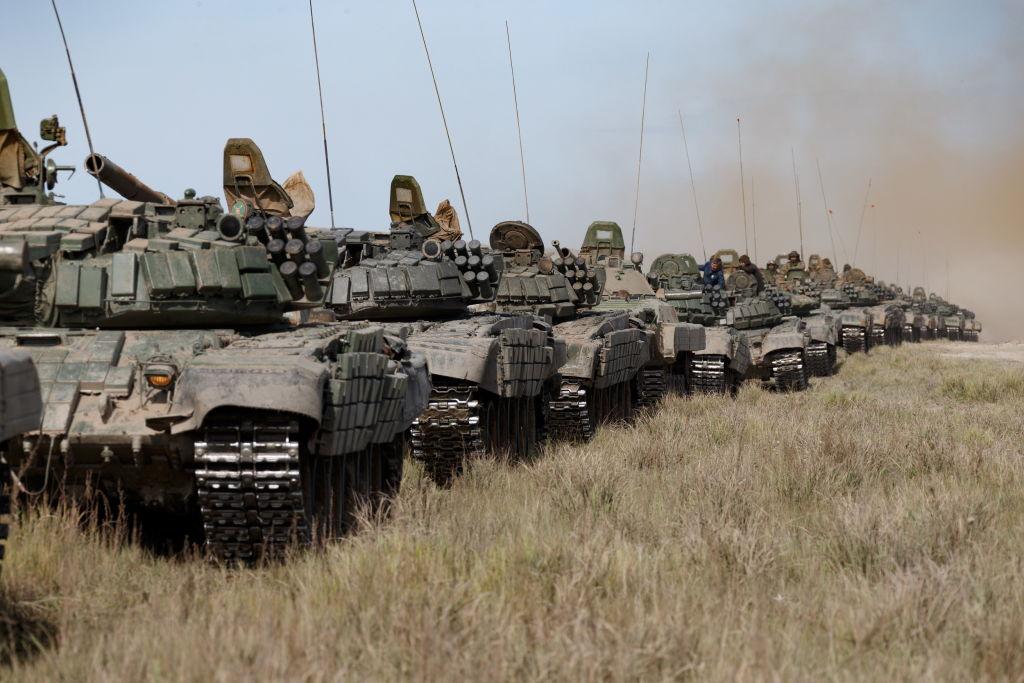 Николай Маломуж о ситуации у восточных границ Украины