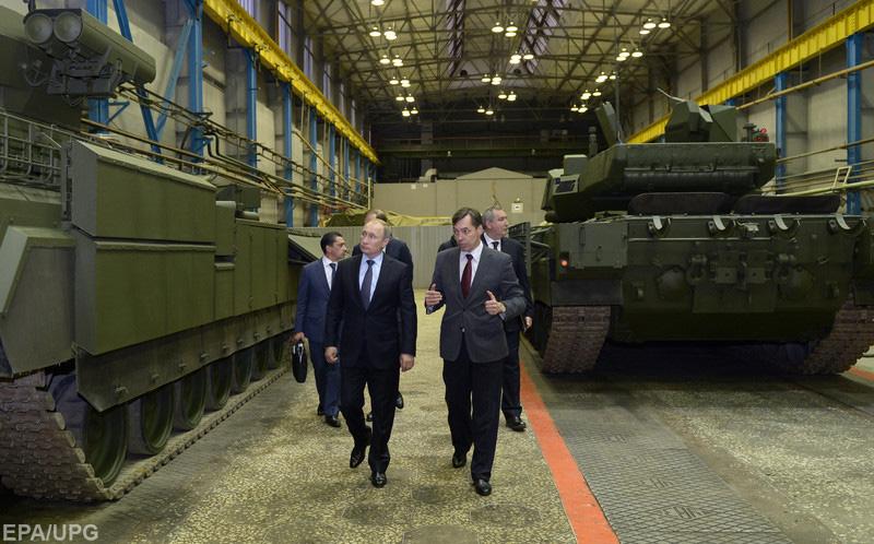 Россия вряд ли готова к большой региональной войне в Украине
