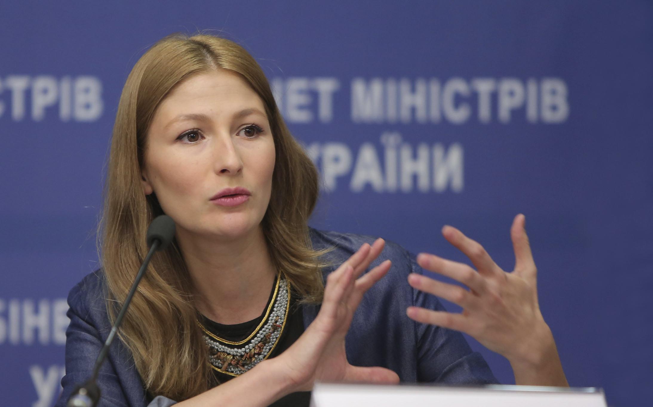 И.о. министра информационной политики уверяет, что в обществе зря критикуют работу ее ведомства