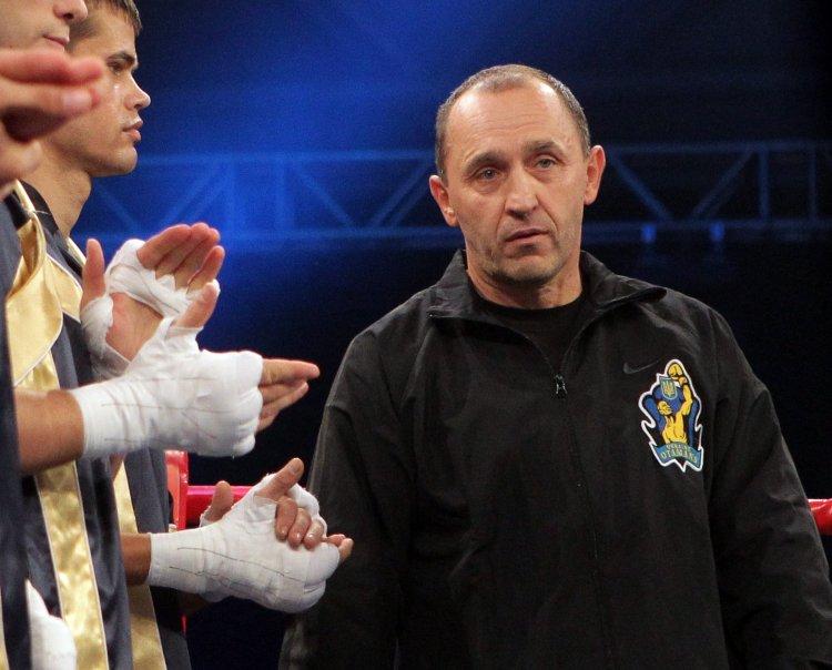 Главный тренер украинской команды поделился впечатлениями от сезона во Всемирной серии бокса