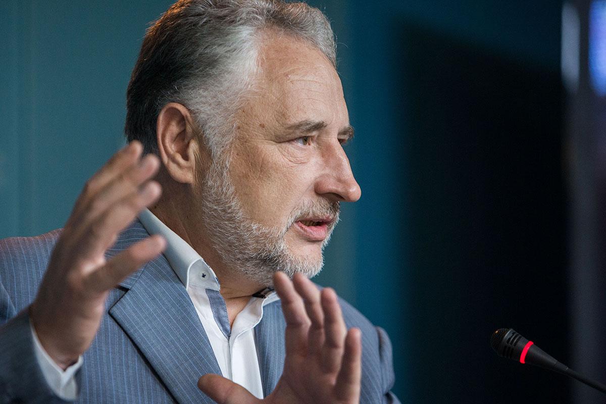 Глава Донецкой ВГА о сепаратистах во власти и разных сценариях для Донбасса