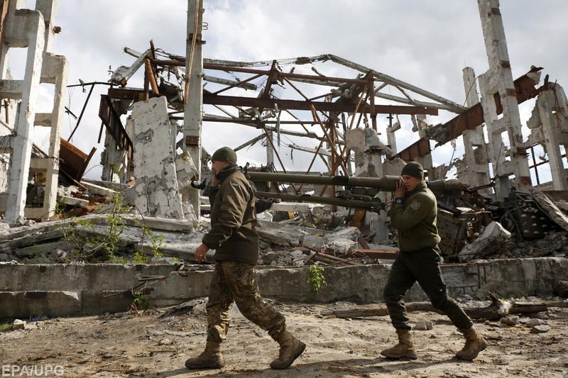 Новая стратегия может быть согласована с США во время визита президента Украины