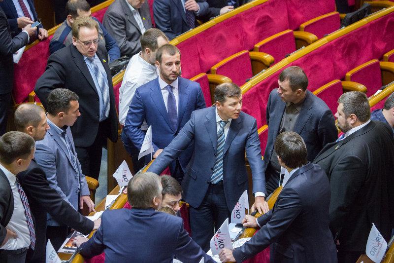 Парламентские партии начинают подготовку к выборам в местные советы