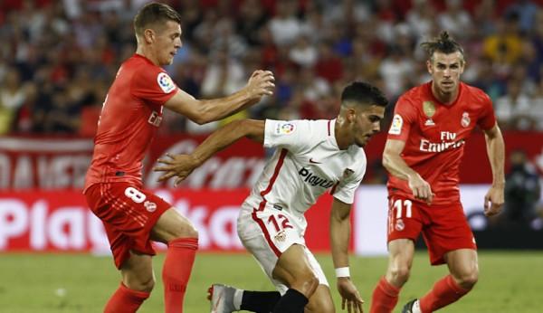 В Мадриде состоялся центральный матч тура в чемпионате Испании