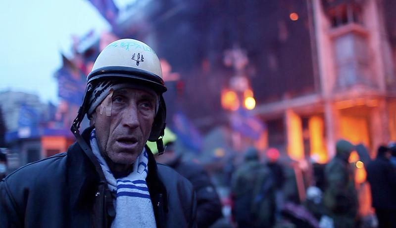 Авторы фильма «Все пылает» рассказали о том, как снимали протестующий Майдан
