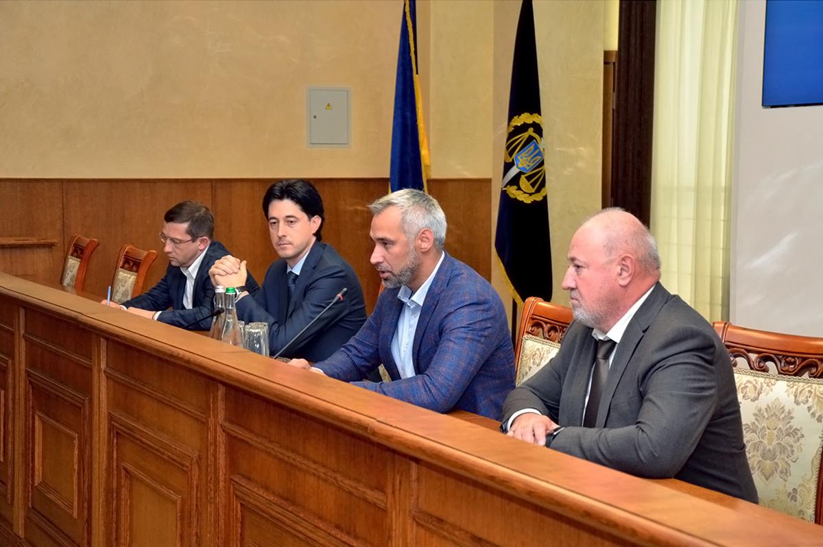 У Зеленського вирішили реформувати Генпрокуратуру, зберігши при цьому старих співробітників