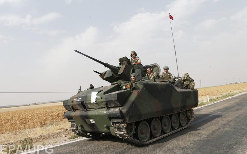 Туркам удалось организовать наступление, заручившись поддержкой США и не посорившись при этом с Россией