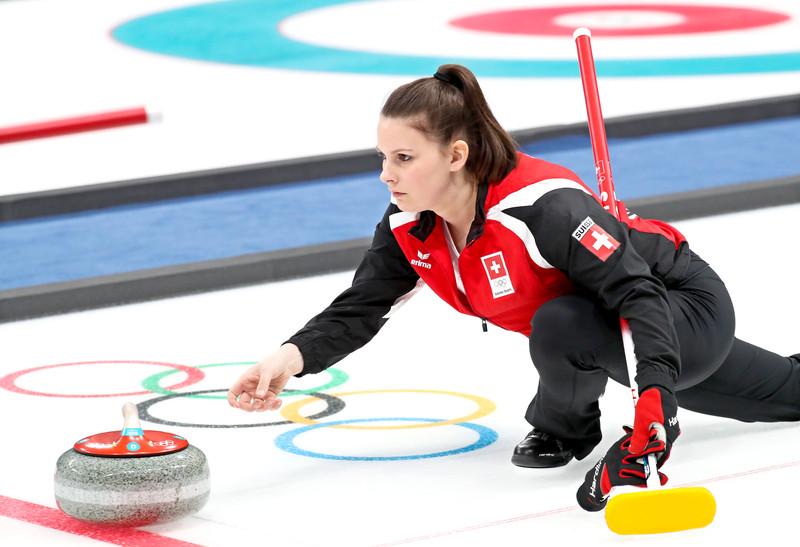 13 февраля в Пхенчхане разыграли 8 комплектов медалей
